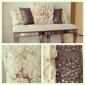 metallic home decor lush fab glam blogazine pretty in sequins and metallic home d 233 cor ideas