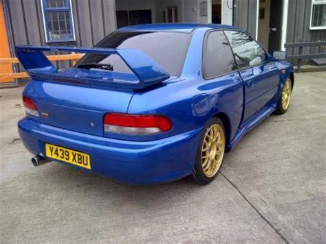 Subaru 22b For Sale by Rally Ie Classified For Sale Subaru Impreza 22b