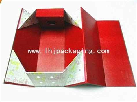 Origami Collapsible Box - collapsible box folding box paper box gift box wine box