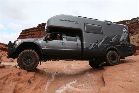 ford earthroamer price covet the earthroamer cer van vehicle rv and offroad