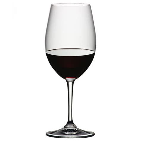 riedel barware riedel restaurant degustazione red wine glass 560ml