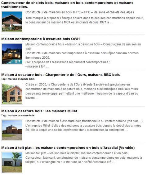 Exemple Devis Construction Maison 3767 by Obtenir Des Devis Pour Faire Construire Sa Maison Le