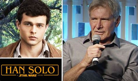harrison ford on solo star wars guess what harrison ford really thinks of the