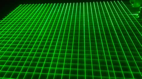 laser curtain single green laser light show with eight heads diode