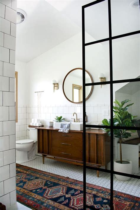 Vintage Modern Bathroom by Best 25 Vintage Bathroom Decor Ideas On Half