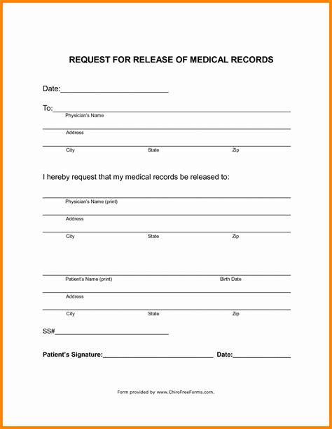 document template hipaa authorization form new dental health history forms