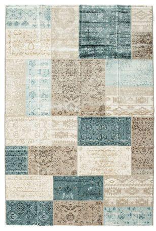 tappeti rugvista les 25 meilleures id 233 es concernant tapis patchwork sur