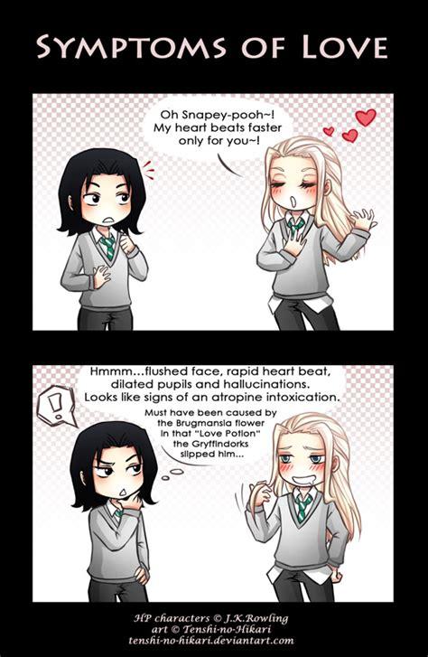 Naruto Kink Meme - hp symptoms of love by tenshi no hikari on deviantart