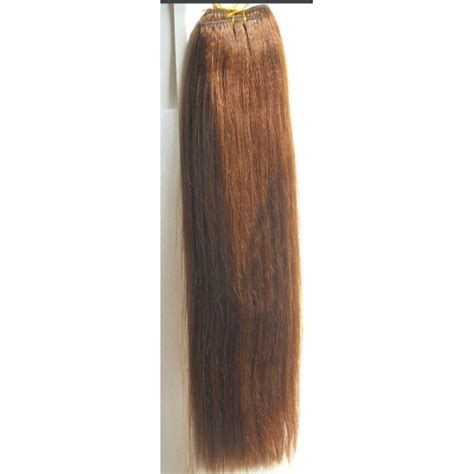 human hair enclosure straight human hair weave