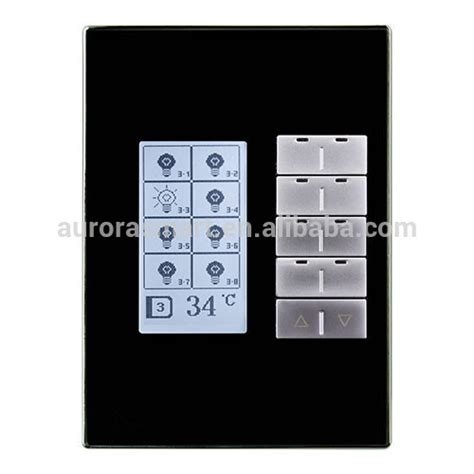 knx home automation touch screen smart home knx switch
