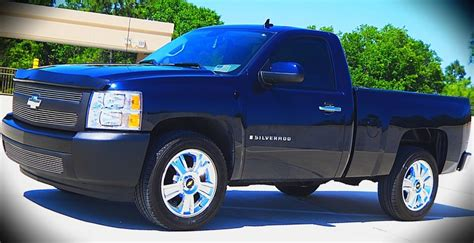 jasonx  chevrolet silverado  regular cab specs