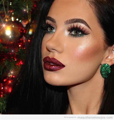 imagenes de labios verdes navidad archivos maquillarse los ojos