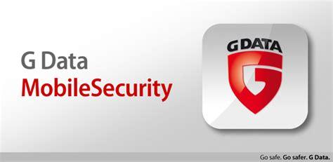 Alarm Mobil G g data mobilesecurity asegura tus datos con este