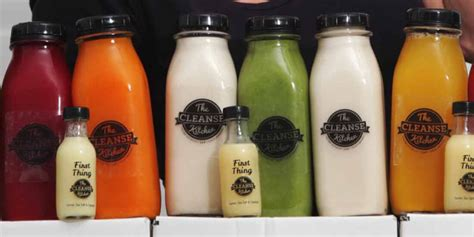 Detox Gold Coast by The Cleanse Kitchen The Grocer The Weekend Edition