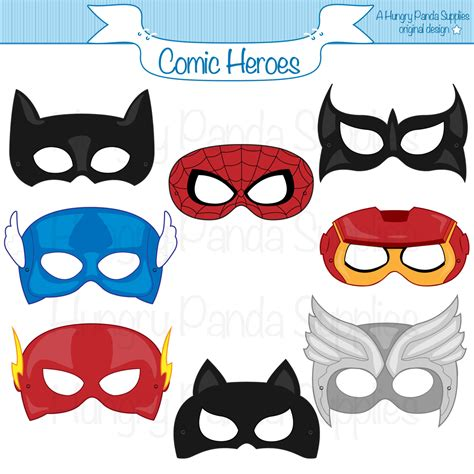 printable heroes google drive superhero masks printable google search birthday s