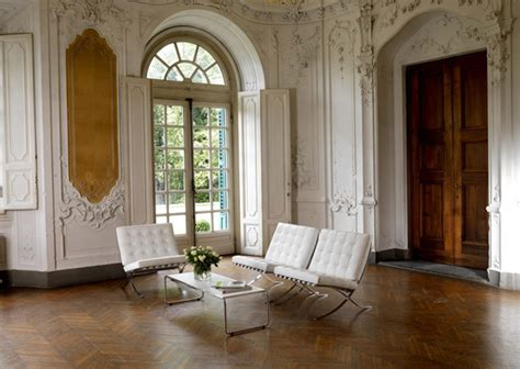 iconic barcelona chairs defining  interior styles
