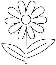 flower color pages sketches of flowers coloring pages