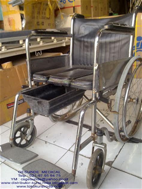 Ranjang Besi Samarinda kursi roda bekas 2 in 1 bab toko medis jual alat kesehatan