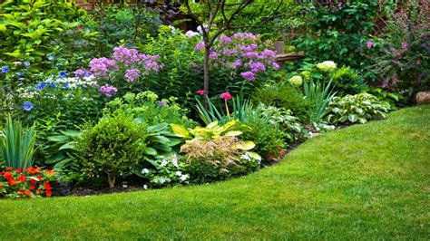 Beautiful Beds Cottage Garden Path Country Flower Gardens Country Flower Gardens