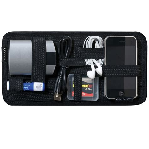 Tas Pouch Nintendo Switch grid it organizers the container store