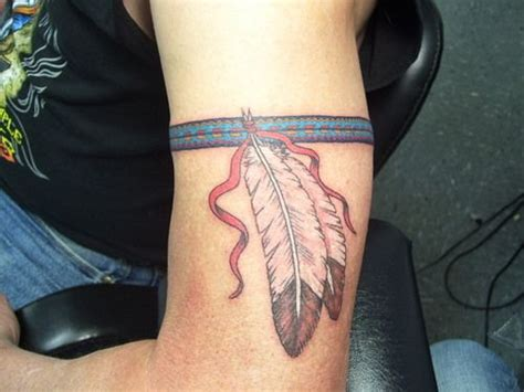 cherokee tribal tattoo indian tattoos custom arm band