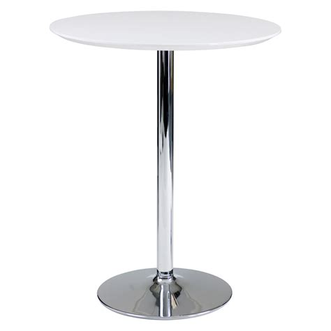 how to a bar table palermo bar table white dwell