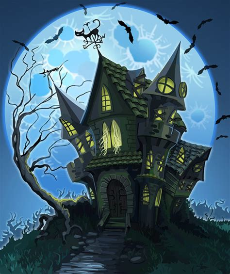 Design Challenge 7 Create A Haunted House