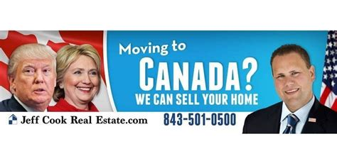 moving to canada realtor offers to sell homes of americans moving to canada but can they afford it