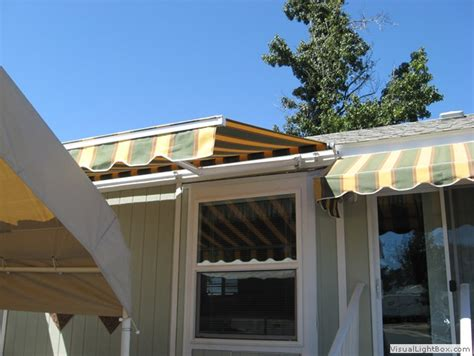 lateral arm awning lateral awnings shademaker