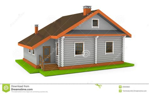 simple house simple house stock illustration illustration of