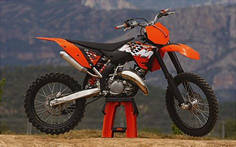 Yamaha Ktm Ktm Sx 125 Vs Yamaha Yz 125 Diy Reviews Motorcycles