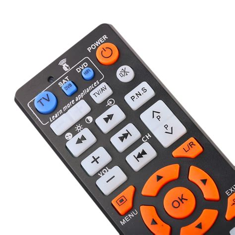 Universal Smart Remote Learn Function For Tv Dvd Cbl Sat Mlg Universal Smart Remote Controller With Learning