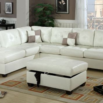 Poundex Bobkona Modular Sectional by Best Modular Sectionals Products On Wanelo