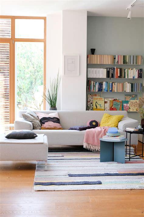 ideen fürs schlafzimmer senfgelb und blau wandfarbe farben f 252 r deine w 228 nde