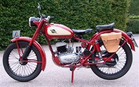 Sachs D Motor by Nv 20 Blixt 1951 Med 150 Cc Sachs Motor Two Wheelers 2