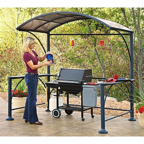 backyard gear guide gear 174 backyard grill gazebo 197167 gazebos at sportsman s guide