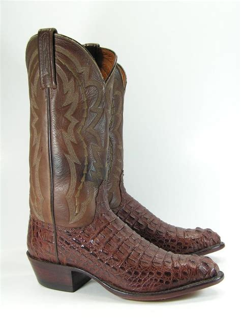 alligator skin boots 17 best images about alligator and crocodile skin boots