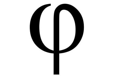 lettere fi file letter lowercase phi png