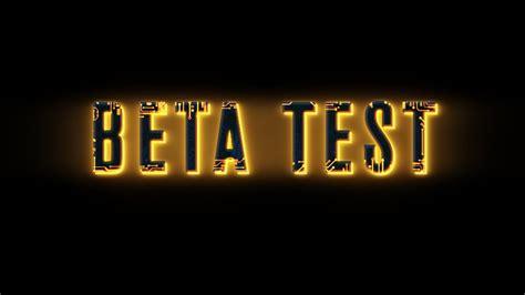 beta test beta test