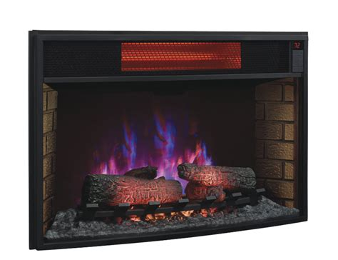 34 1 classic infrared spectrafire fireplace insert