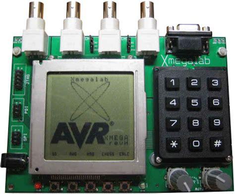 avr xmega oscilloscope and waveform generator hobby diy