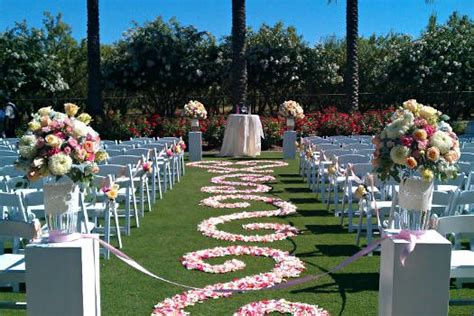 outdoor wedding aisle elizabeth designs 169 best aisles and pew or chair decor images on