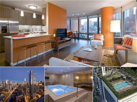 chicago one bedroom apartment 1 bedroom apartments in chicago from envy inducing homes