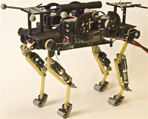 the international research robot hammacher schlemmer a robot that runs like a cat w video