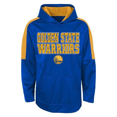 Ready Stock Sweater Golden State Warriors Blue Yellow nba canonical boys hoodie golden state warriors shop