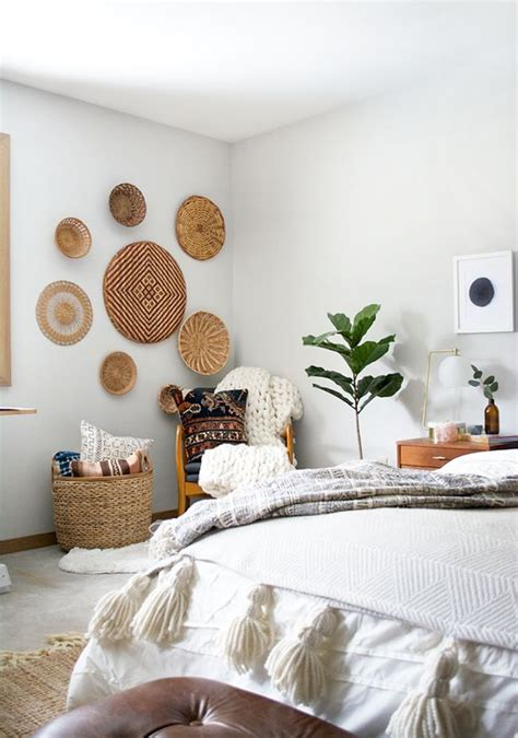 wall basket ideas  eye catchy wall decor shelterness