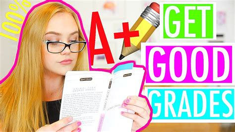 how to get a high study schools hacks tips how to get grades for back to school
