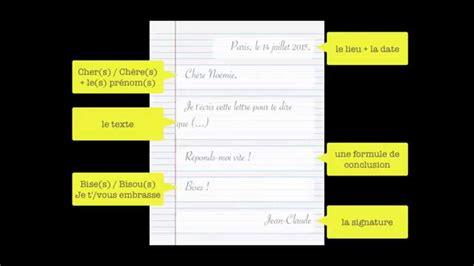 Exemple De Lettre Amicale Pdf Ecrire Une Lettre Amicale