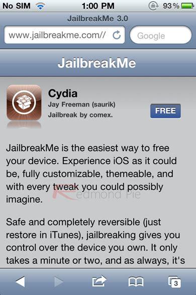 full cydia download no jailbreak jailbreak 4 3 3 untethered iphone 4 ipad 2 ipod touch