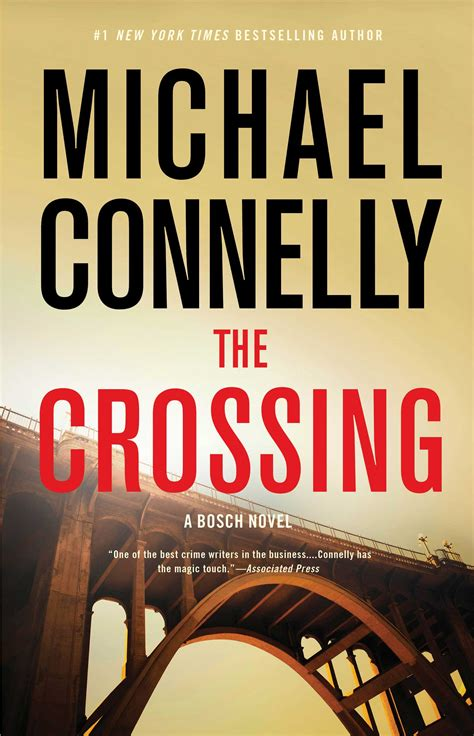 at the crossing books review of the crossing a bosch novel by michael